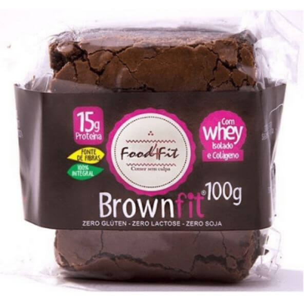 Brownie Fit 100g - Food4Fit