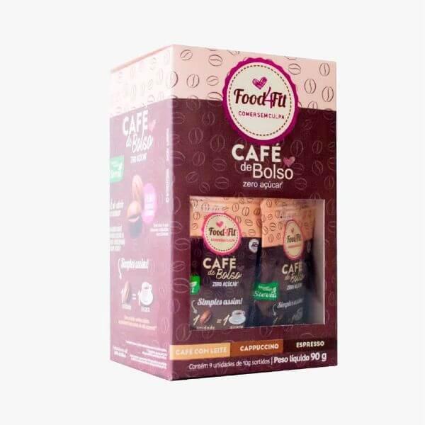 Cafe de Bolso 90g - Food4Fit