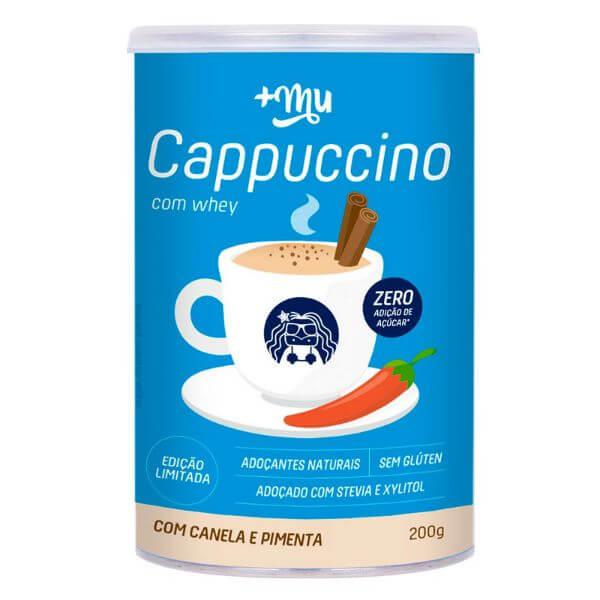 Cappuccino Com Canela E Pimenta 200gr +Mu