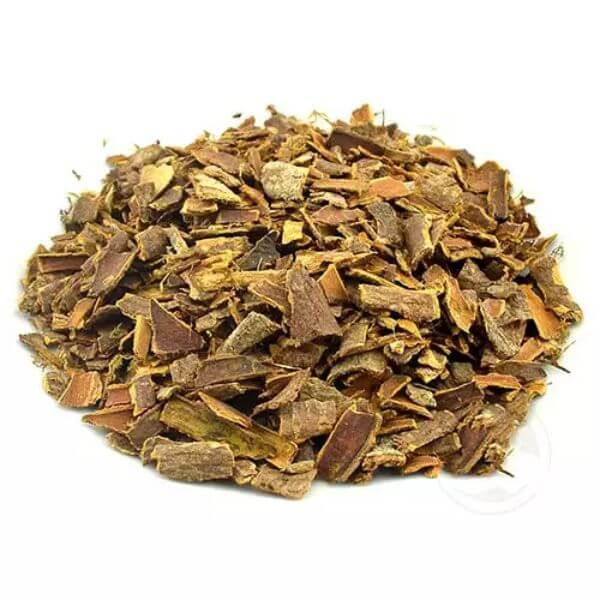 Chá de Cascara Sagrada