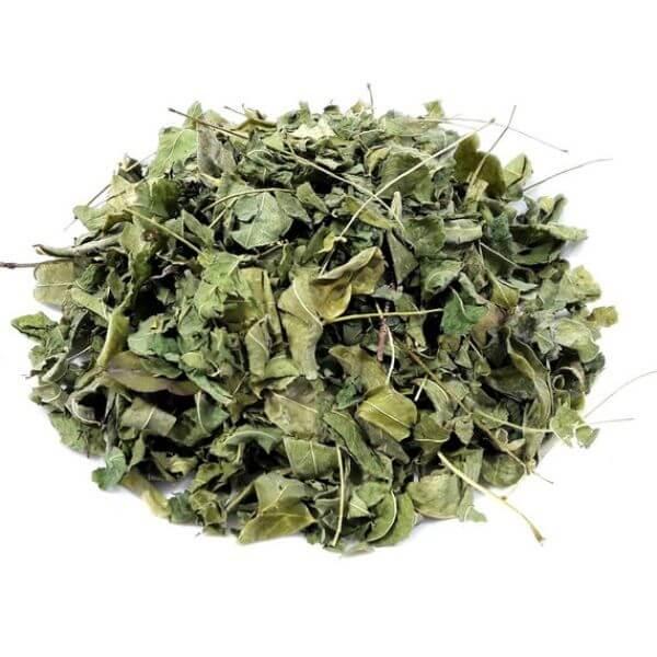 Chá de Moringa em Folhas