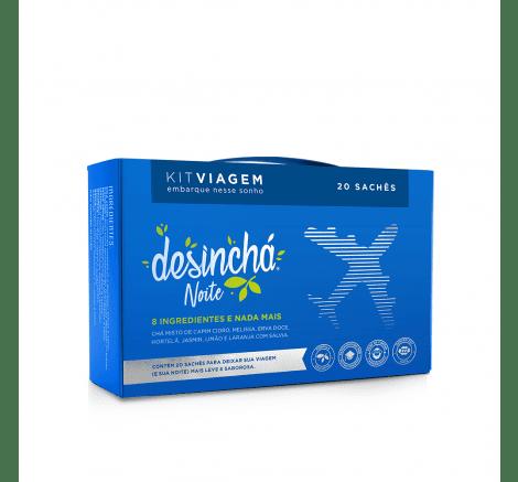 Chá Desinchá Night Travel 20 Sachês - Desinchá