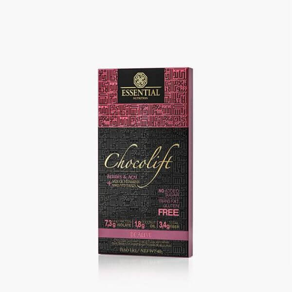 Chocolift Be Alive 40gr - Essential Nutrition