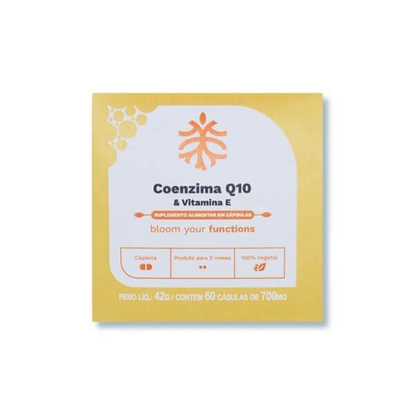 Coenzima Q10  60 Cápsulas - Ocean Drop - Produto P/ 2 Meses