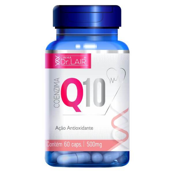 Coenzima Q10 60 capsuls de 500mg - Upnutri