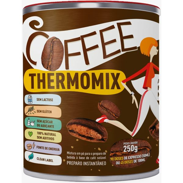Coffe Thermomix 250gr - Thermomix