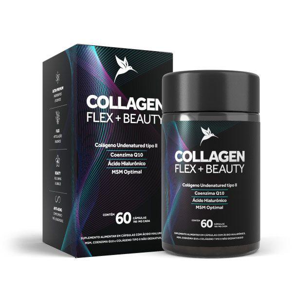 Collagen Flex Beauty 60 Capsulas De 700mg - Pura Vida