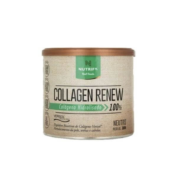 Collagen Renew Neutro 300g - Nutrify