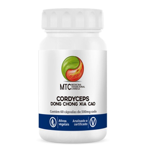 Cordyceps (dong Chong Xia Cao) 60 Caps De 400mg - Vitafor