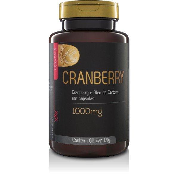 Cranberry 60 Cápsulas De 1000mg - Upnutri