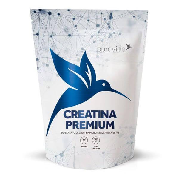 Creatina Premium 300gr - Pura Vida