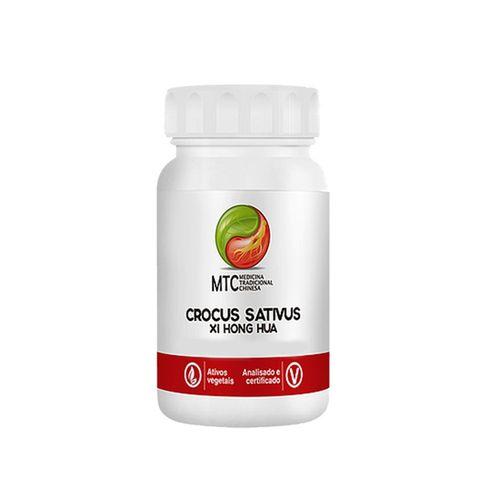 Crocus Sativus (xi Hong Hua) 60 Cápsulas De 150mg - Vitafor