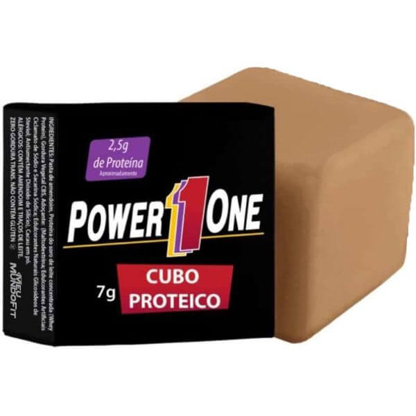 Cubo Proteico 7gr -Power One