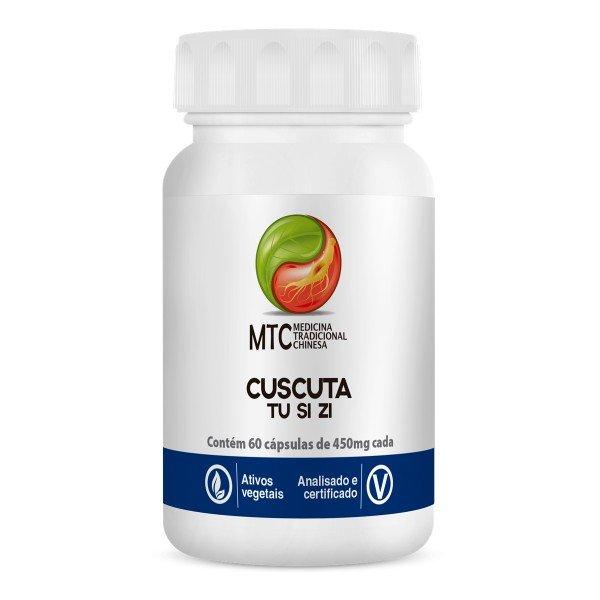 Cuscuta (tu Si Zi) 60 Cápsulas De 400mg - Vitafor