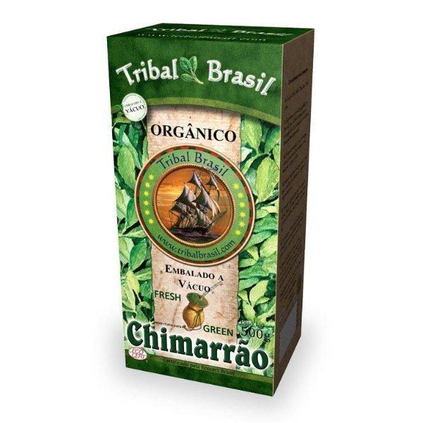 Erva Mate Orgânica Para Chimarrão 500gr - Tribal