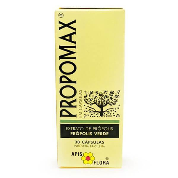 Extrato de Propolis Verde Propomax 30 capsulas Apis Flora