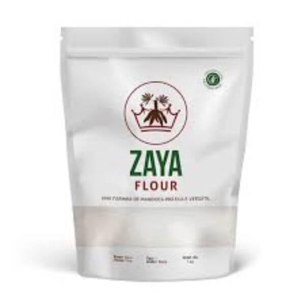 Farinha De Mandioca Tipo 1 1Kg- Zaya
