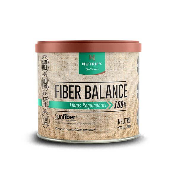 Fiber Balance Neutro 200g - Nutrify