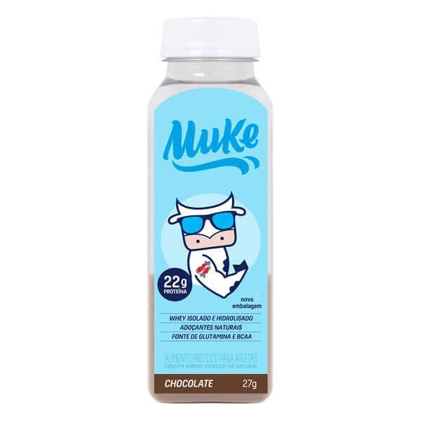 Garrafinha De Whey +Muke Chocolate 27G