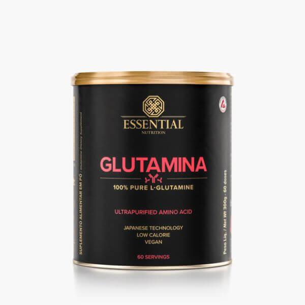 Glutamina Lata 300gr - Essential Nutrition