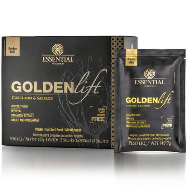 Goldenlift 150gr Caixa Com 15 Sachês -Essential Nutrition
