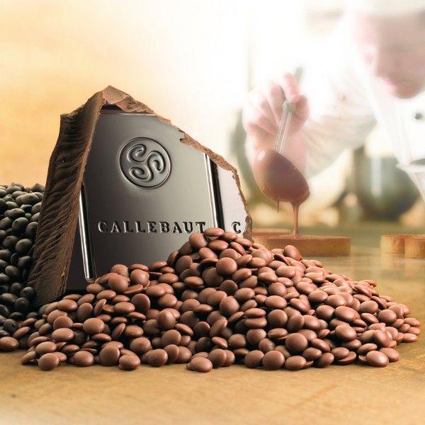 Gotas De Chocolate Belga 70% Callebaut