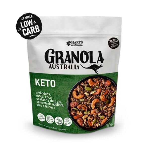Granola Australiana Keto 300gr - Harts