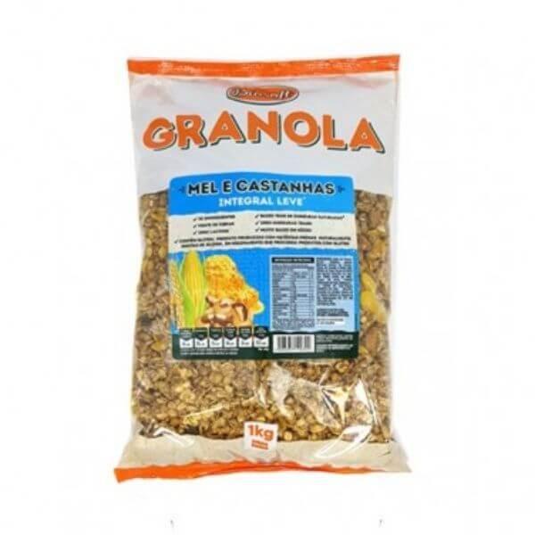 granola Com Mel 1Kg - Biosoft