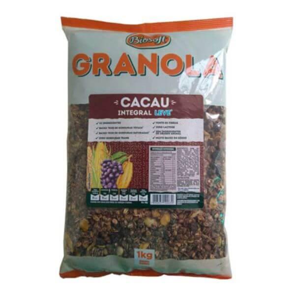 granola De Cacau 1Kg - Biosoft