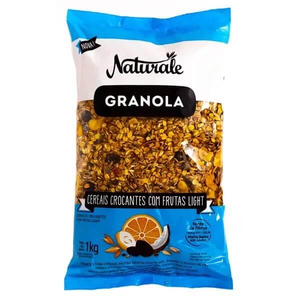 granola Frutas Light 1Kg - Naturale