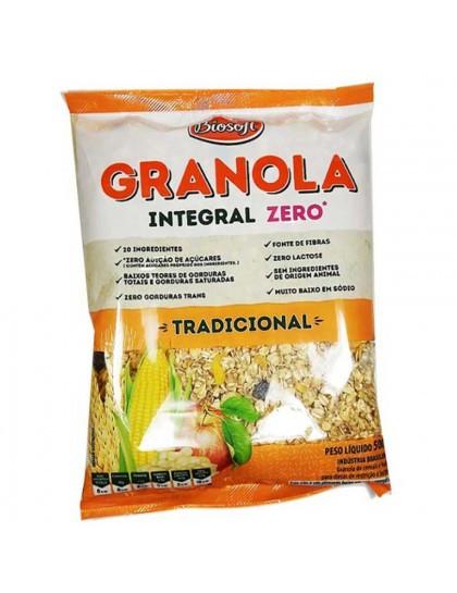 Granola Tradicional 500gr - Biosoft
