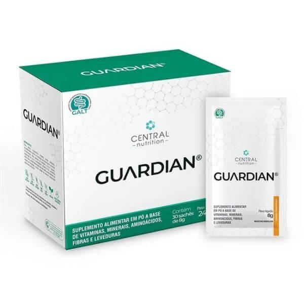 Guardian Tangerina 240gr Caixa com 30 Sachês de 8gr - Central Nutrition