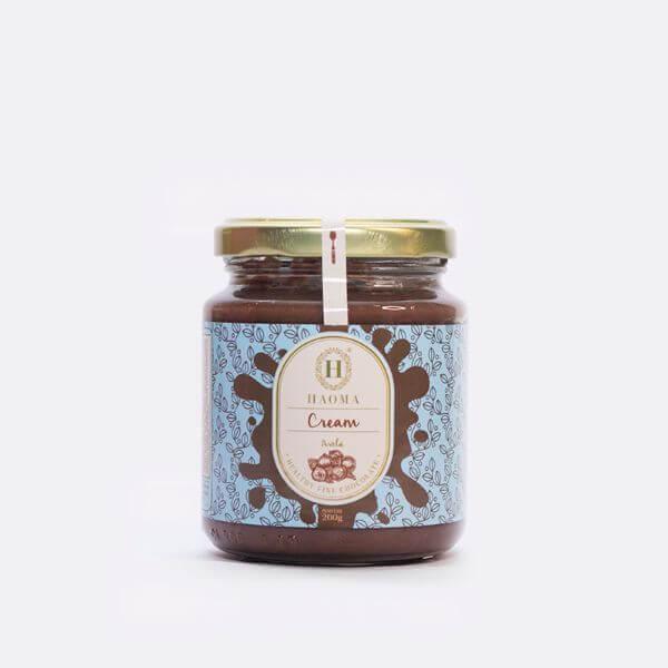 Haoma Cream - Creme De Avelã Com Chocolate Belga 200gr - Haoma