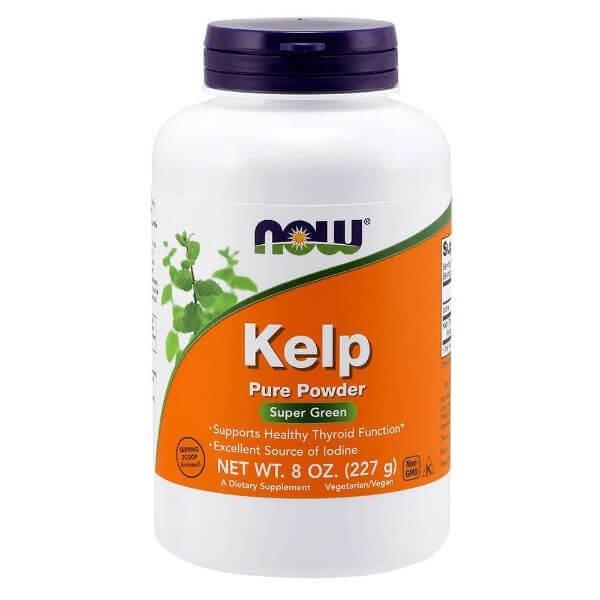 Iodo de Algas em Pó (Kelp) 227gr - Now