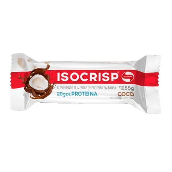 Isocrisp Bar Coco  55gr - Vitafor