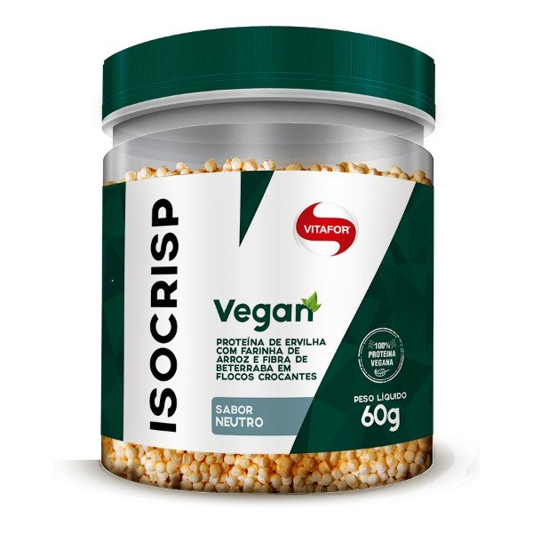 Isocrisp Vegano 60gr - Vitafor