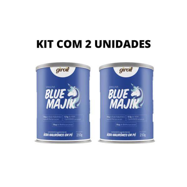 Kit 2und - Blue Majik 210G - Giroil