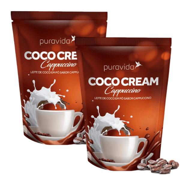 Kit 2unds Cappucino Cream 300gr - Pura Vida