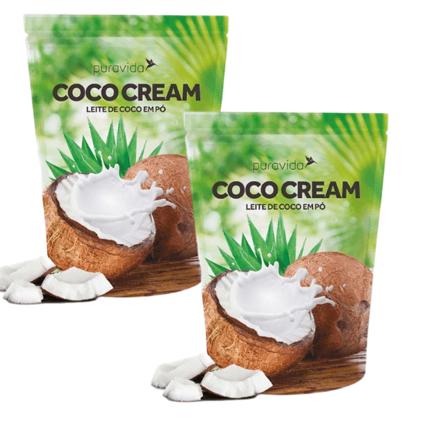 Kit 2unds Coco Cream 300gr - Pura Vida