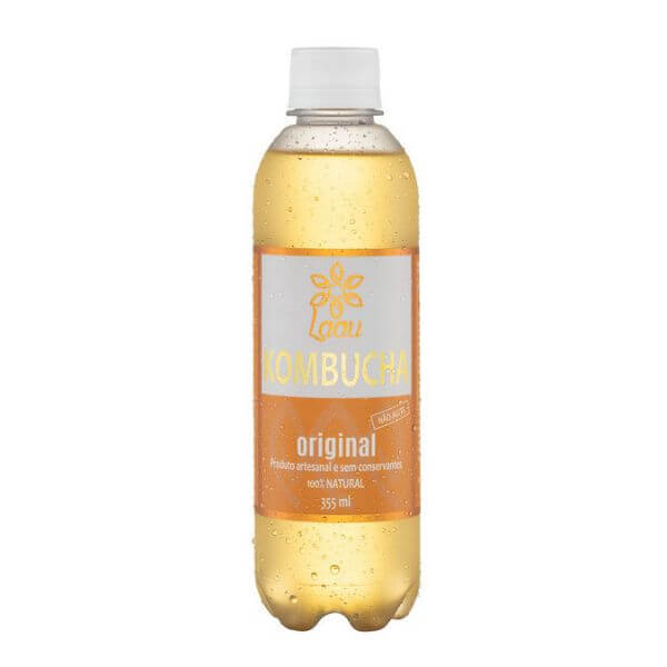 Kombucha de Original PET 355ml - Laau Kombucha