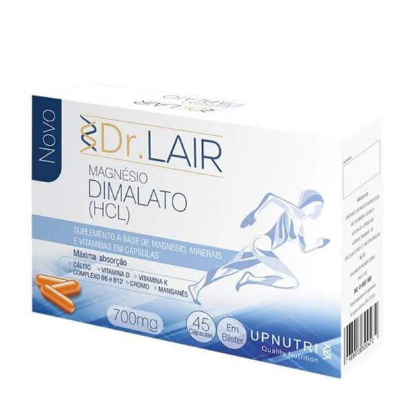 Magnesio Dimalato 45 Cápsulas De 700mg - UpNutri