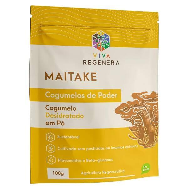Maitake Cogumelos de Poder 100gr - Viva Regenera