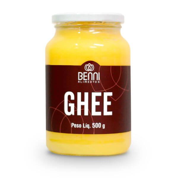 Manteiga Ghee 500gr - Benni