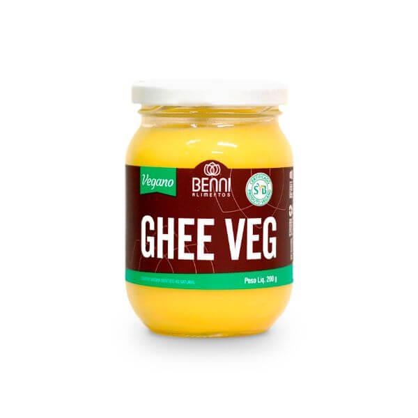 Manteiga Ghee Vegana  200gr- Benni