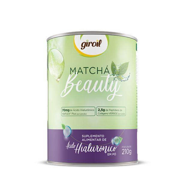 Matchá Beauty 210gr - Giroil