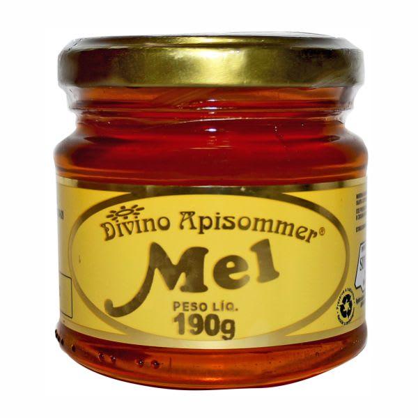 Mel Silvestre Vidro 190gr - Divino Mel