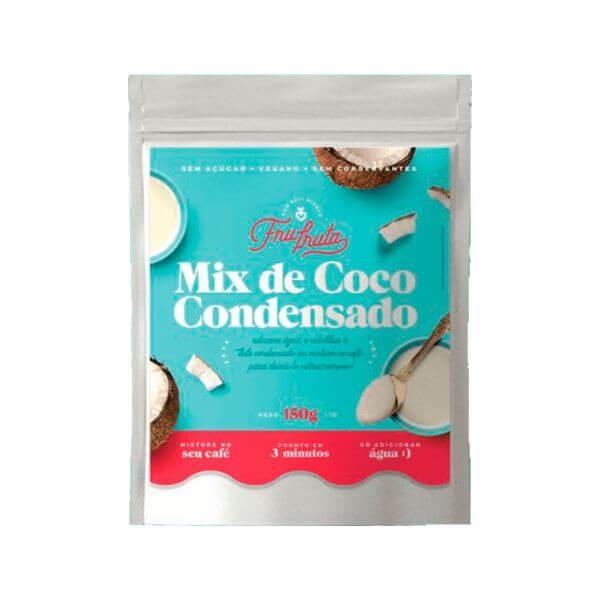 Mix de Coco Condensado 150gr - Fru-fruta