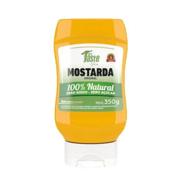 Mostarda 100% Natural Vegana 350g Mrs Taste