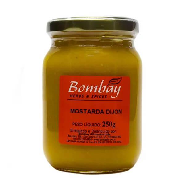 Mostarda Dijon 250g - Bombay