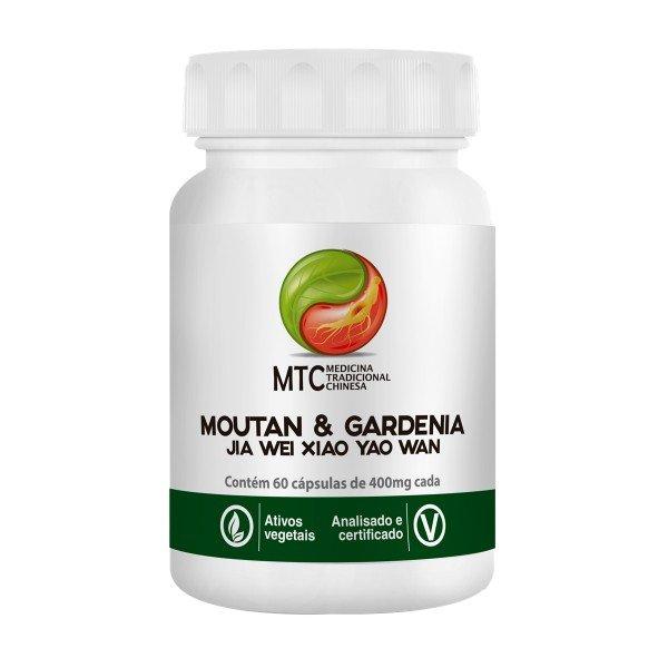 Moutan & Gardenia (jia Wei Xiao Yao Wan) 60 Caps - Vitafor